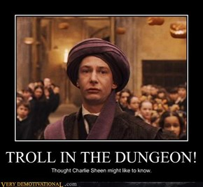 TROLL IN THE DUNGEON!