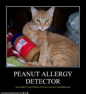 PEANUT ALLERGY DETECTOR