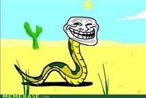 Troll Snake