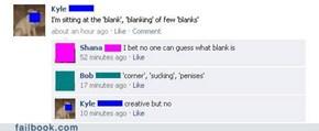 Blanking Genius