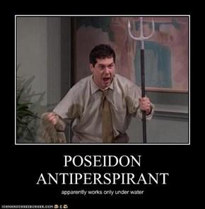 POSEIDON ANTIPERSPIRANT