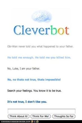 No, Luke