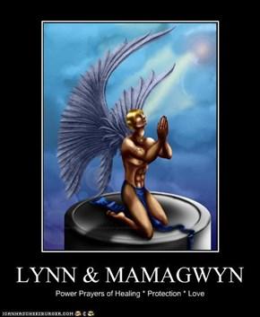 LYNN & MAMAGWYN