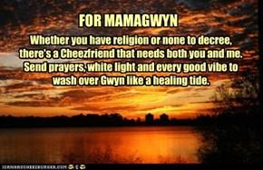 FOR MAMAGWYN