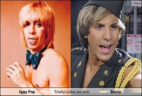 Iggy Pop Totally Looks Like Bruno