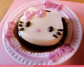 Epicute: Hello Kitty Pudding