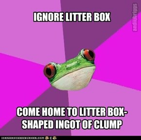 IGNORE LITTER BOX
