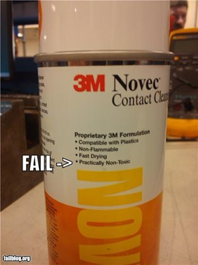 Assurance Fail