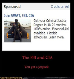 THE FBI AND CIA