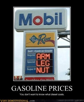 GASOLINE PRICES