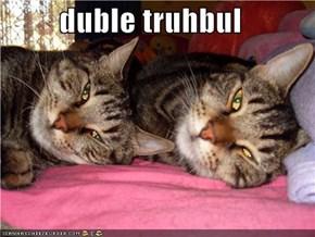 duble truhbul