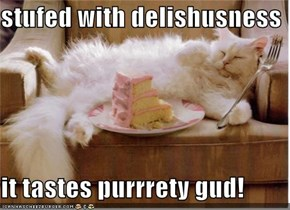 stufed with delishusness  it tastes purrrety gud!