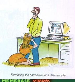 Formatting Hard Drive