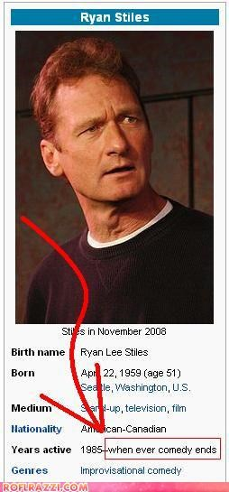 Ryan Stiles, You So Clever