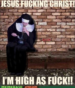Nun For Me, Thanks