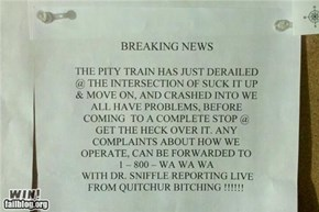 Pity Train WIN