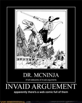 Invaid argument