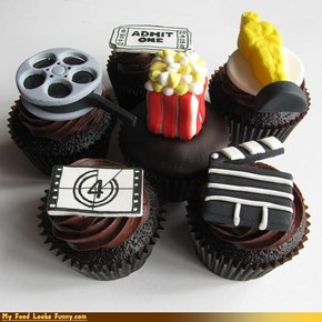 Epicute: Movie Night Cupcakes
