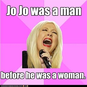 Wrong Lyrics Christina: Get Back, JoJo