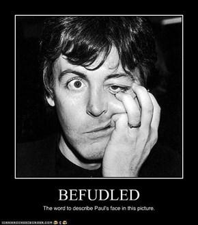 BEFUDLED