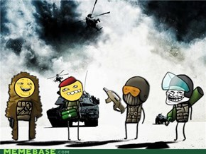 Battlefield: Meme Company