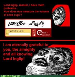 Math? Np..
