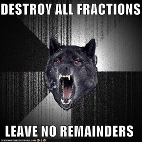 Insanity Wolf: DESTROY ALL FRACTIONS