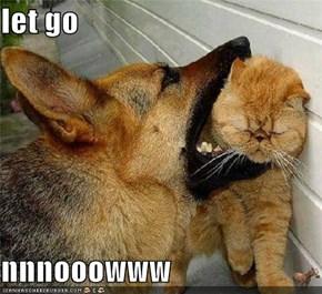 let go   nnnooowww