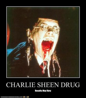 CHARLIE SHEEN DRUG