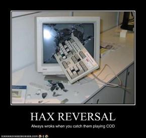 HAX REVERSAL