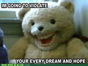 Pedobear's Toothy Cousin