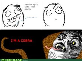 I Am A Cobra!