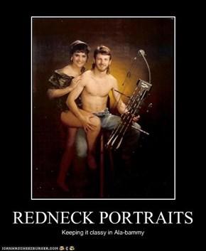 REDNECK PORTRAITS