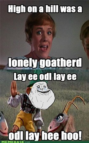Forever Alonely Goatherd
