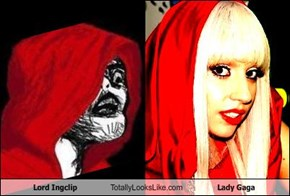 Lord Ingclip Totally Looks Like Lady Gaga