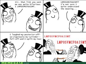 LMPOSVMCFOAISMT Old Bean!