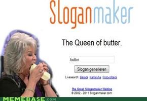 Queen of Butter