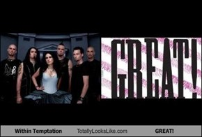 Within Temptation Totally Looks Like GREAT!