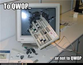 To QWOP..