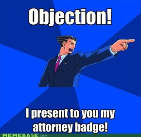 Decisive evidence!