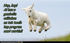Ewe'z in Trubbul!