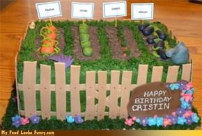 Epicute: Garden Cake