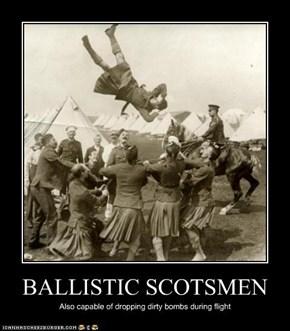 BALLISTIC SCOTSMEN