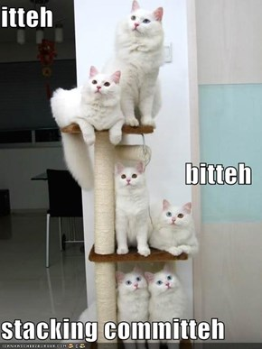 itteh bitteh  stacking committeh