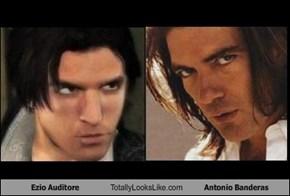 Ezio Auditore Totally Looks Like Antonio Banderas