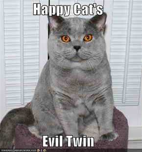 Happy Cat's  Evil Twin