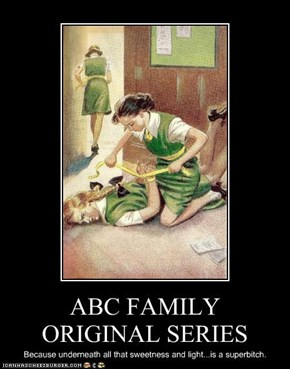 ABC FAMILY ORIGINAL SERIES