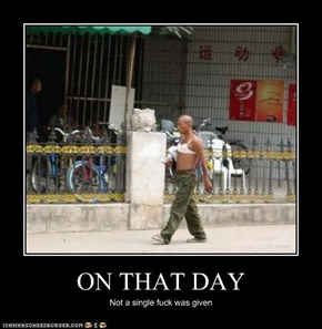 ON THAT DAY