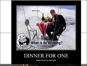 dinner for .....