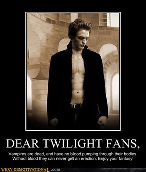 DEAR TWILIGHT FANS,